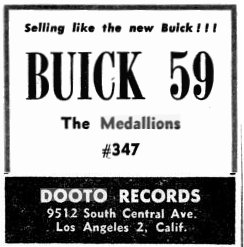 Buick 59 Poster
